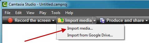 ImportMedia