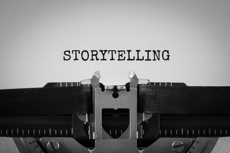 storytelling for training